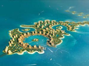 19 milyar dolarlık adada Türk imzası