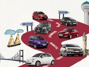 Fiat, roadshow etkinliğine start verdi