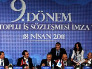 Türk Telekom'un iş sözleşmesi imzalandı