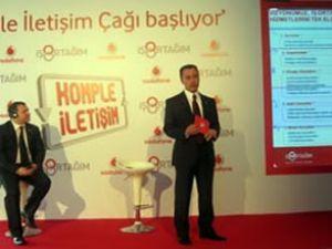 Vodafone mobil alana sabitte 600 dk