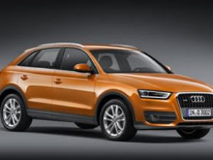Audi'nin yeni sportif SUV'u: Q3