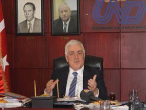 Özmen: İpek Yolu 'Türkiye'siz kalmamalı