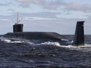 """İlk Borei tipi denizaltısı """"Yuri Dolgoruki"""""""