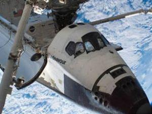 Endeavour'un son yolculuğu 29 Nisan'da