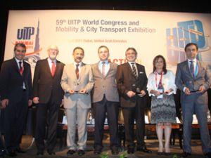 Türk taşımacılık sektörü dünya ile buluştu