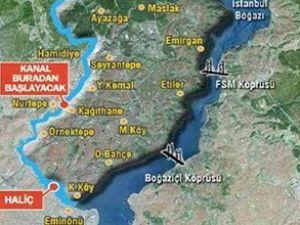 İstanbul'a ikinci bir boğaz geçidi