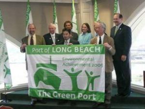 Long Beach'den K-Line'a çevreci ödül
