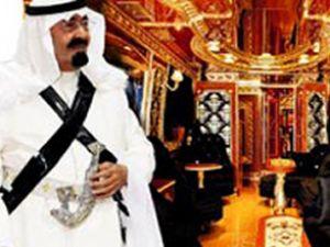 "Kral Abdullah'a 2 milyon €'luk ""Travego"""