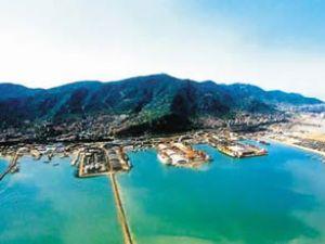 Çin, yeni ticaret kanalının inşasına başladı
