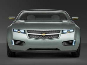 Yılın çevreci otosu Chevrolet Volt oldu