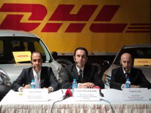 Çevreci taşıtlar DHL Express filosunda