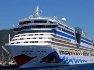 Antalya kruvaziyer turizm sezonunu açıyor