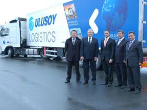"""Ulusoy'un tercihi yine """"Volvo Kamyon"""""""