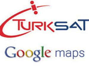 Türksat'tan Google Maps'e alternatif