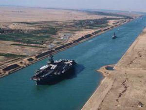 Erdoğan'ın örnek gösterdiği Süveyş Kanalı