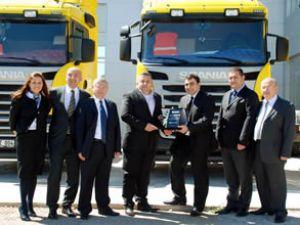 Scania, inşaatta da çözüm ortağı oluyor