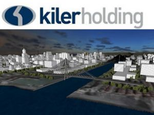'Kanal İstanbul'u Kiler Holding kaptı