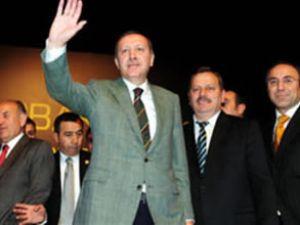 Erdoğan, İstanbul'da taksicilere hitap etti