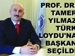 Türk Loydu Başkanı Tamer Yılmaz oldu