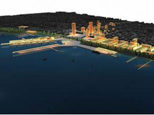 Bakü Limanı projesi ihalesi hala sürüyor