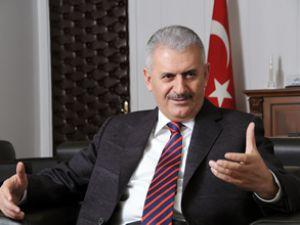 Yıldırım'dan İzmir'e 'Çılgın Proje' müjdesi