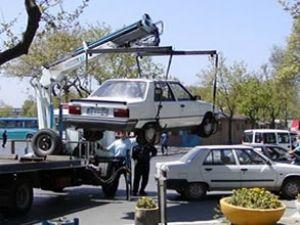 Tehlike oluşturmayan araç çekilmeyecek