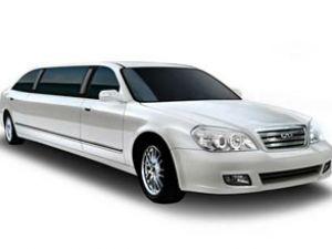 Çin üretimi Cherry limuzin 195 bin lira