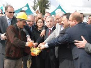 Nasco Group'tan Gaziantep'e antrepo