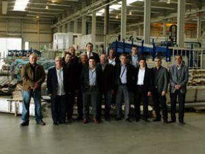 Krone, Türk lojistik temsilcilerini ağırladı