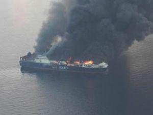 Nakliyecinin Adriyatik yangını 3 yıldır sönmedi