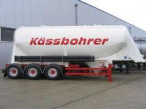 Kässbohrer, Avrupa'lı rakipleri ile yarışıyor