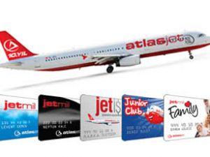 Atlasjet'ten Jetmil'le 'Havadan' tatil fırsatı