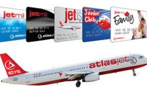 Atlasjet'ten Jetmil'le Havadan Tatil Fırsatı