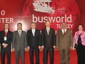 Busworld Turkey 2012 randevusu 19-21 Nisan