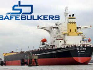 Safe Bulkers finans sonuçlarını açıkladı