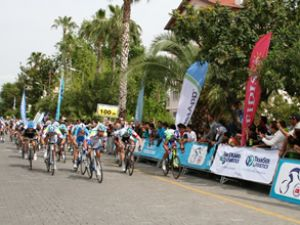 Bisiklet turu Sertrans sponsorluğunda yapıldı