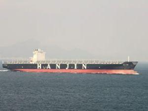 Hanjin'den Asya-Avrupa hattına yeni gemi