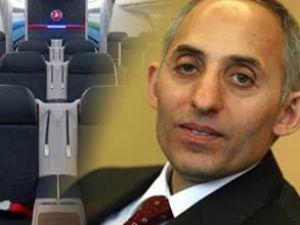 Turan Erol, THY'nin yeni şirketinin başında