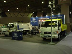 ARÜSDER'den Hyundai Truck'lara yoğun ilgi