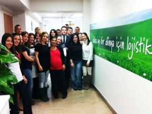 Ekol Lojistik, İzmir'de yeni ofisinde