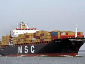 MSC, çeşitli rotalarda fiyat artışına gidiyor