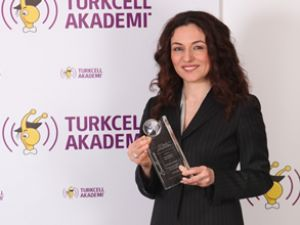 Turkcell Akademi'ye Amerika'dan 3. ödül
