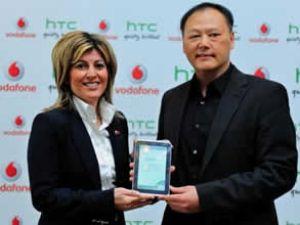 Vodafone ile HTC'den global işbirliği