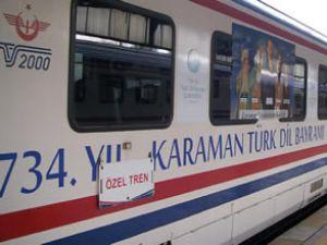 Türkçe Treni Haydarpaşa'dan yola çıktı