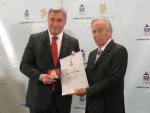 DHMİ'ye Uluslararası Ulaştırma Ödülü