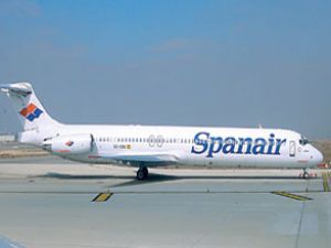 ELFAA üye havayolları Spanair'e yardıma koştu