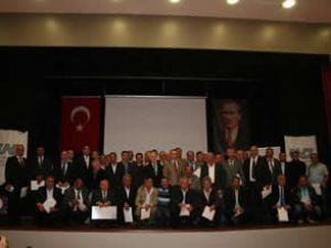 Türk TIR şoförlerine IRU'dan Onur Nişanı