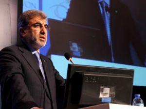Bakan Yıldız IPETGAS kongresinde konuştu