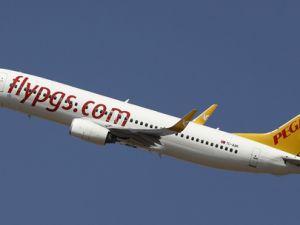 Pegasus Havayolları yeni uçağını getirdi