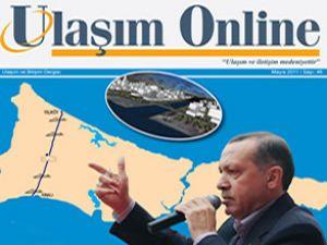 """""""Ulaşım Online""""in Mayıs sayısı çıktı"""